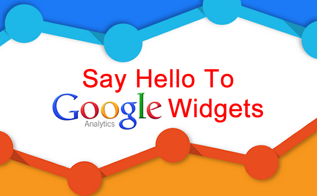 Google-Analytics-Widgets
