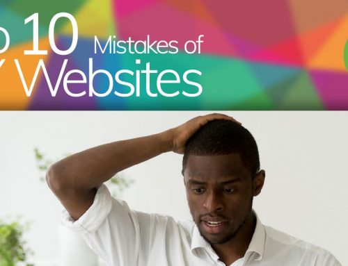 Top 10 Mistakes Of DIY Websites