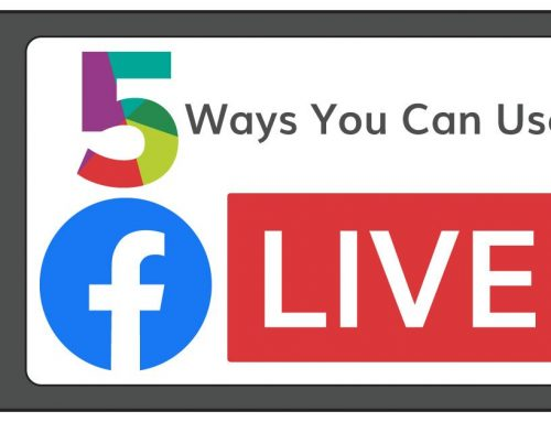 5 Ways You Can Use Facebook Live
