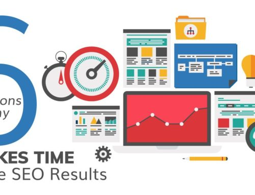 6 Reasons Why It Takes Time To See SEO Results